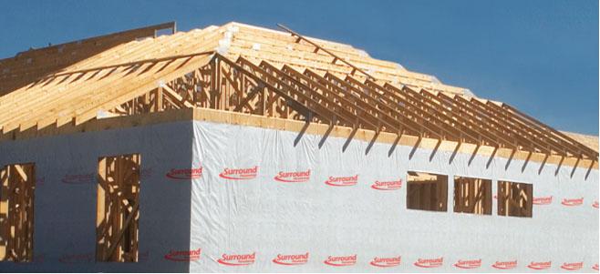 Surround Housewrap Powerhouse Building Solutions