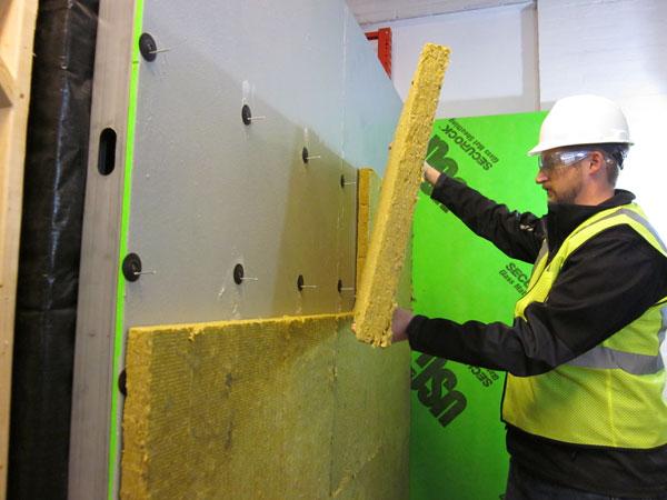 Powerwool Rigiboard Powerhouse Building Solutions