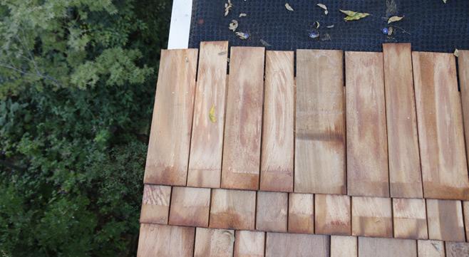 Cedar Breather 174 Powerhouse Building Solutions