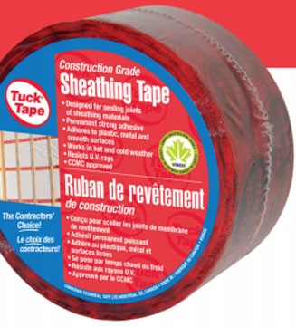 Tuck Tape 174 Sheathing Tape Powerhouse Building Solutions